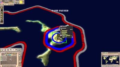 Supreme Ruler Ultimate - Supply units/invade islands