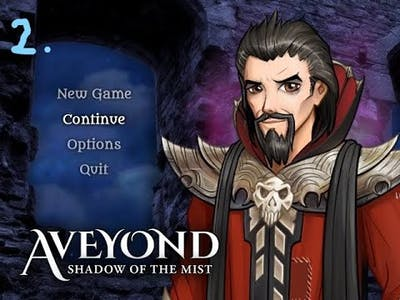 Average Girl Plays [Aveyond 4: Shadow of the Mist] Part 2 - First Quest: Getting 30 Tickets