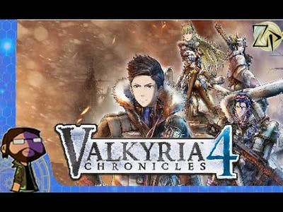 Letsplay - Valkyria Chronicles 4 Episode 1 - Prologue Operation Northern Cross