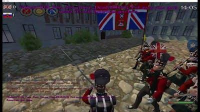 Mount&Blade Warband Napoleonic Wars : Roleplay Battles