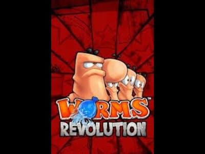 Worms Revolution BananaRama