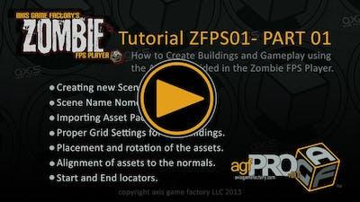 Zombie Tutorial 01 of 02