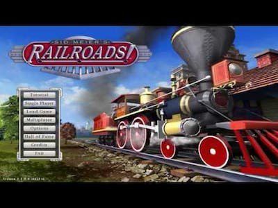 Let's Play Railroads, gameplay part 1/3 - my fixed version by Inferno_912