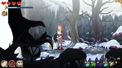 Scarlet Hood and the Wicked Wood | Walkthrough Barrow Grove 1