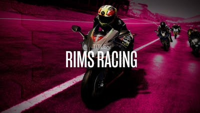 RiMs RACING - I ride a bike and I love it