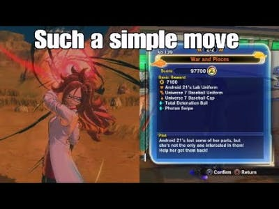 How to get photon swipe | Dragon Ball Xenoverse 2