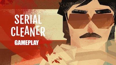 SERIAL CLEANER Gameplay