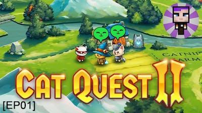 Cat Quest II - Let's get started!