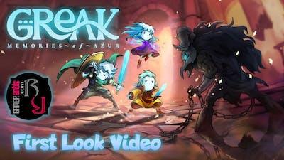 GAMERamble - Greak: Memories of Azur First Look Video