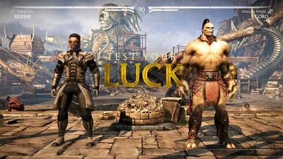 Mortal Kombat X - Test Your Luck with Kenshi (Possessed)