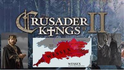 Crusader Kings II Wessex Part 2