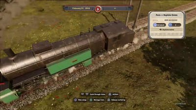 Railway Empire - the france dlc and building a france railway - part one