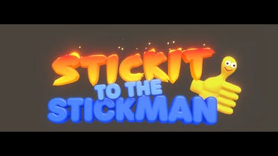 Stick it to the man game play!