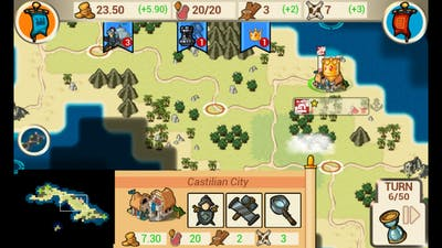 The Conquest: Colonization Gameplay