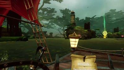 Battlewake of fobidden coast VR  Co oP