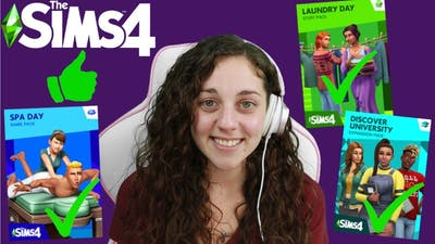 The BEST packs in the Sims 4?