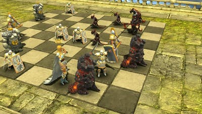 Battle vs  Chess 2021 I Legendary Pawn kill the king !!!