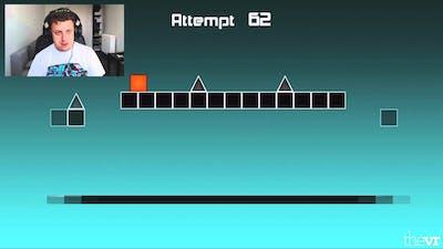 ENNEK SOHA NEM LESZ VÉGE! Impossible Game   TheVR Rage Gameplay