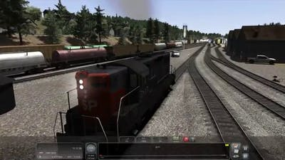 Train Simulator 2018 - [EMD GP9] - Yard Work (Colfax) FAILURE! - 4K UHD