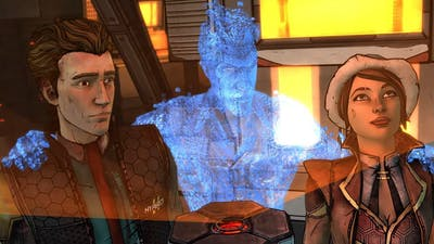 Let's Play - Tales from the Borderlands, Final - Devil on Your Shoulder, Episode 1 - Zer0 Sum
