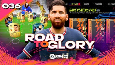 THIS is what I got in my RIVALS REWARDS!! FIFA 22 Road to Glory #36