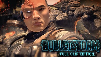 Duke Nukem Gameplay: Bulletstorm Full Clip Edition