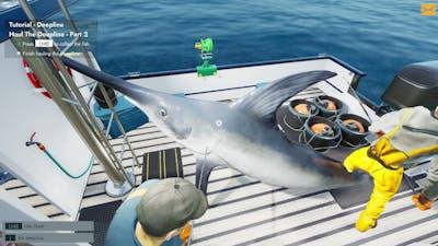 Fishing North Atlantic E3 Gameplay
