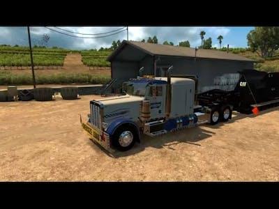 American Truck Simulator Gold Coast Heavy Hauling