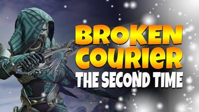 Destiny 2 STORY SPOILER ALERT - Broken Courier Mission SECOND TIME!