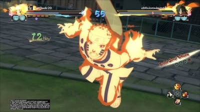 NARUTO SHIPPUDEN™: Ultimate Ninja® STORM 4 Heaven concealed!!