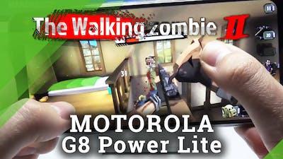 Motorola Moto G8 Power Lite - The Walking Zombie Shooter 2 Game