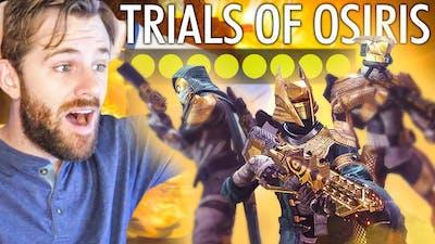 SOLO TRIALS OF OSIRIS FLAWLESS RUN...