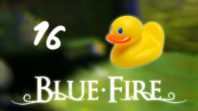 Blue Fire Pt 16 - Rubber Ducky! | Polliegon Gaming