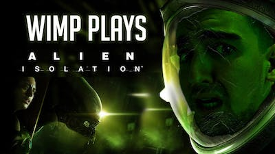 THIS GAME IS SCARY - ALIEN ISOLATION 2020