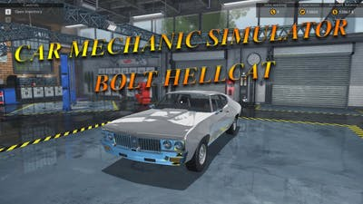 [Car Mechanic Simulator 2015] Bolt Hellcat Restauration