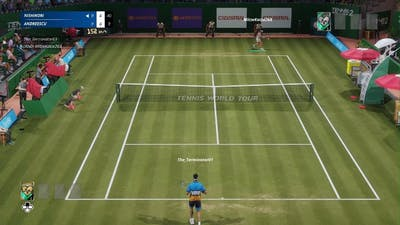 The MOST PAINFUL First Online Game: Tennis World Tour 2