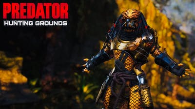 GET OVER HERE… Predator Hunting Grounds