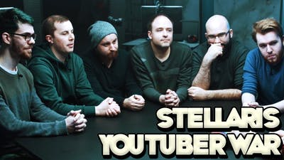 Stellaris YouTuber War - Preparing for Launch