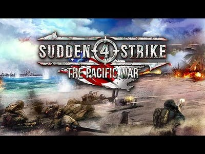 Sudden Strike 4.Battle of Santa Cruz.Japanese campaign!