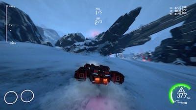 004 GRIP: Combat Racing - Fic Outpost - Artifex Titan Airblade