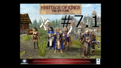 The Settlers Heritage of Kings, History Edition ~Mission 7.1 Folklung