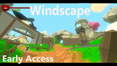 UAmmo First Look: Windscape
