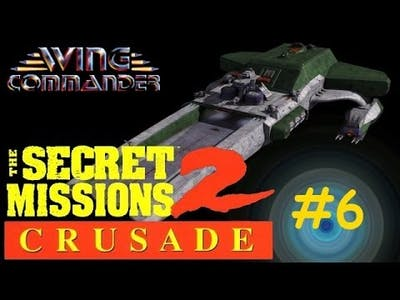 A loss in spirit - Let's Play Wing Commander: The Secret Missions 2 EP# 6