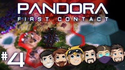 Pandora: First Contact #4 - Cannon Fodder Unit 1