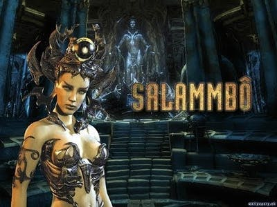 Salammbo: Battle for Carthage [All Cutscenes][PL]