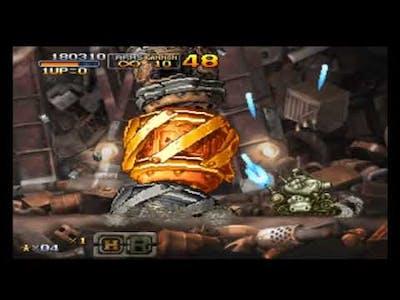 Metal Slug XX - MISSION 1