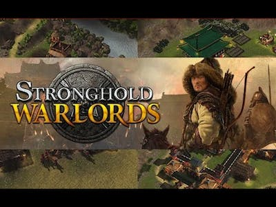 Stronghold Warlords Special Edition Gameplay: A Mighty Battle Against Genghis Khan The Survivor