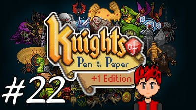 Knights of Pen & Paper +1 Edition #22 - The Secret Home Of The MissingNo