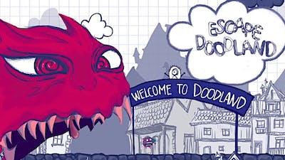 Escape Doodland Gameplay #1 : WELCOME TO DOODLAND