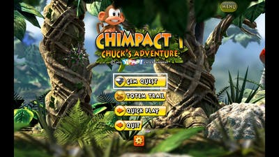 Chimpact 1 - Chuck's Adventure | What happens when a player leaves the game ?